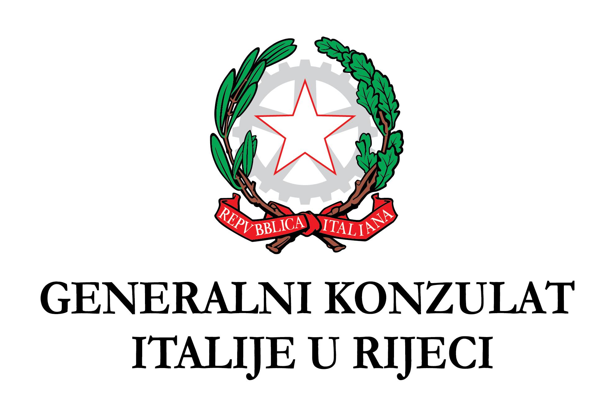 Logo Generalnog konzulata Italije